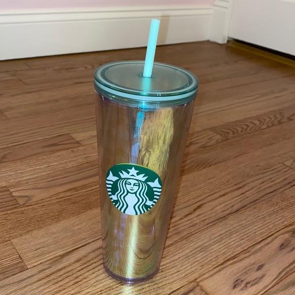 Venti Starbucks hologram cup